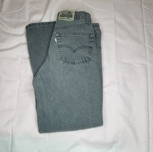 Vintage students silver tab jean 29x28 made in usa